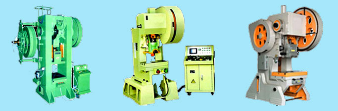 Power Press Manufacturer in India
